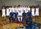 Life Christian Academy Eagles Boys Varsity Basketball Winter 18-19 team photo.