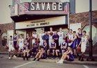 Booneville Bearcats Boys Varsity Basketball Winter 18-19 team photo.