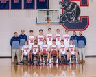 Chaparral Wolverines Boys Varsity Basketball Winter 18-19 team photo.