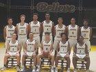 Rancho Christian Eagles Boys Varsity Basketball Winter 18-19 team photo.