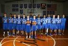 Highlands Christian Knights Boys Varsity Basketball Winter 18-19 team photo.