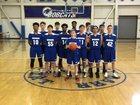 Bosque Bobcats Boys Varsity Basketball Winter 18-19 team photo.