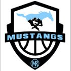 Mountain Range Mustangs Boys Varsity Basketball Winter 18-19 team photo.