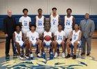 Sylvan Hills Bears Boys Varsity Basketball Winter 18-19 team photo.