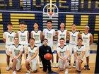 Santa Fe Demons Boys Varsity Basketball Winter 18-19 team photo.