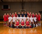 Columbia Academy Bulldogs Boys Varsity Basketball Winter 18-19 team photo.