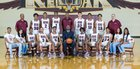 Red Oak Hawks Boys Varsity Basketball Winter 18-19 team photo.