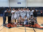 James Irwin Jaguars Boys Varsity Basketball Winter 18-19 team photo.