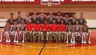 Bath County Wildcats Boys Varsity Basketball Winter 18-19 team photo.