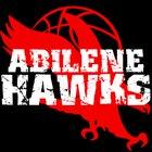 Abilene Hawks Hawks Boys Varsity Basketball Winter 18-19 team photo.