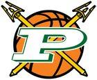 Pacifica Tritons Boys Varsity Basketball Winter 18-19 team photo.