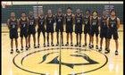 Evans Trojans Boys Varsity Basketball Winter 18-19 team photo.