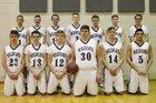 Jasper-Troupsburg Wildcats Boys Varsity Basketball Winter 18-19 team photo.