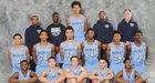 Nicolet Knights Boys Varsity Basketball Winter 18-19 team photo.