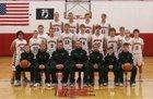 Ainsworth Bulldogs Boys Varsity Basketball Winter 18-19 team photo.
