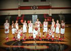 Sonoraville Phoenix Boys Varsity Basketball Winter 18-19 team photo.