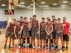 Southeastern HomeSchool  Boys Varsity Basketball Winter 18-19 team photo.