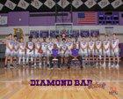 Diamond Bar Brahmas Boys Varsity Basketball Winter 18-19 team photo.