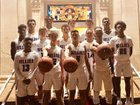 Williamsville South Billies Boys Varsity Basketball Winter 18-19 team photo.