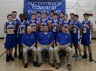 Cottonwood Classical Prep Coyotes Boys Varsity Basketball Winter 18-19 team photo.