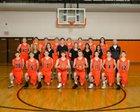 St. Charles Fighting Saints Boys Varsity Basketball Winter 18-19 team photo.