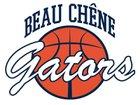 Beau Chene Gators Boys Varsity Basketball Winter 18-19 team photo.