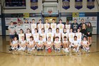 Bonneville Lakers Boys Varsity Basketball Winter 18-19 team photo.