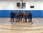 Spring Creek Academy Spartans Boys Varsity Basketball Winter 18-19 team photo.