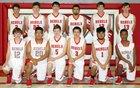 Southland Rebels Boys Varsity Basketball Winter 18-19 team photo.