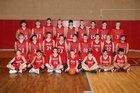Big Piney Punchers Boys Varsity Basketball Winter 18-19 team photo.