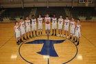 Taylor Tigers Boys Varsity Basketball Winter 18-19 team photo.
