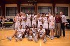 Seffner Christian Crusaders Boys Varsity Basketball Winter 18-19 team photo.