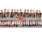 Espanola Valley Sundevils Boys Varsity Basketball Winter 18-19 team photo.