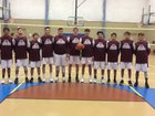 Rehoboth Christian Lynx Boys Varsity Basketball Winter 18-19 team photo.