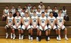 Schuyler Warriors Boys Varsity Basketball Winter 18-19 team photo.