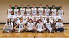 Pratt Greenbacks Boys Varsity Basketball Winter 18-19 team photo.