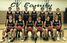 Campo Verde Coyotes Boys Varsity Basketball Winter 18-19 team photo.