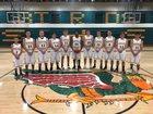Southwestern Piasa Birds Boys Varsity Basketball Winter 18-19 team photo.