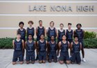 Lake Nona Lions Boys Varsity Basketball Winter 18-19 team photo.