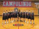 Campolindo Cougars Boys Varsity Basketball Winter 18-19 team photo.