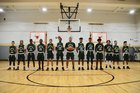 University Prep Charter Gator Boys Varsity Basketball Winter 18-19 team photo.