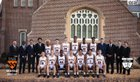 Wasatch Academy Tigers Boys Varsity Basketball Winter 18-19 team photo.