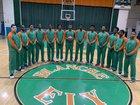 Blanche Ely Tigers Boys Varsity Basketball Winter 18-19 team photo.