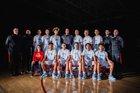 Sandia Matadors Boys Varsity Basketball Winter 18-19 team photo.