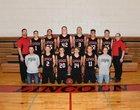 Lincoln County Lynx Boys Varsity Basketball Winter 18-19 team photo.