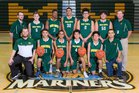 Mar Vista Mariners Boys Varsity Basketball Winter 18-19 team photo.