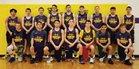 Saratoga Panthers Boys Varsity Basketball Winter 18-19 team photo.