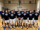 Jessieville Lions Boys Varsity Basketball Winter 18-19 team photo.