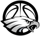 Brady Eagles Boys Varsity Basketball Winter 18-19 team photo.