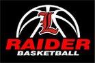 Liberty Raiders Boys Varsity Basketball Winter 18-19 team photo.